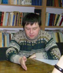 Член журі ВЛЗ Вадим Перегуда